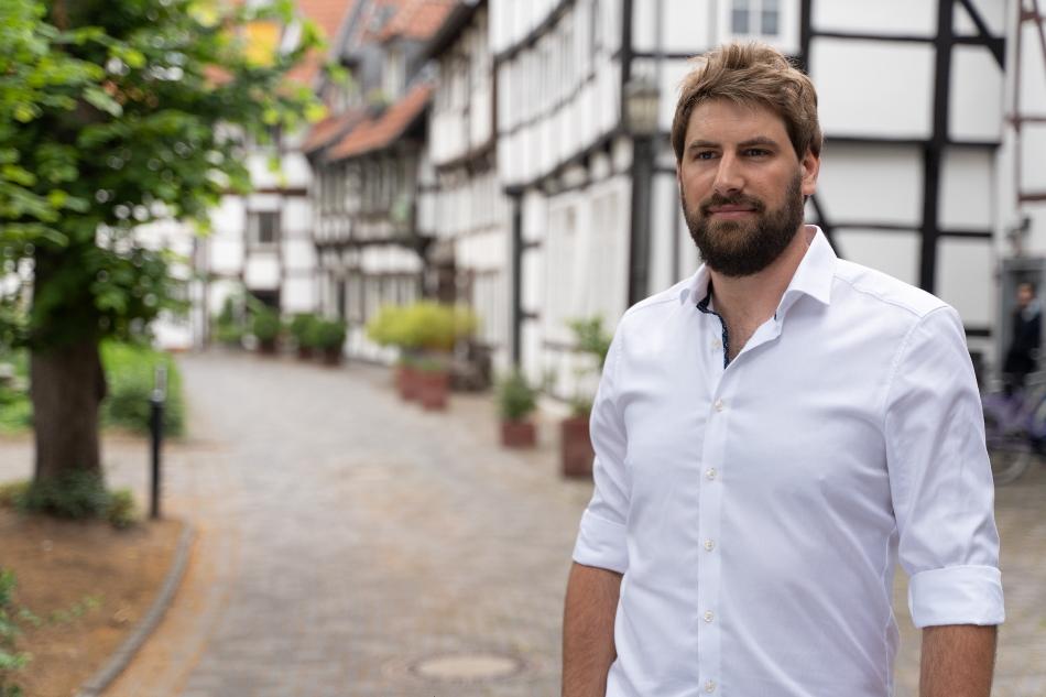 Grüne Wirtschaft für die Jobs von morgen – Sebastian Stölting im Gespräch